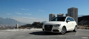 Audi A1 by acrogenesis