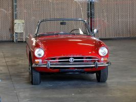 Get Smart Sunbeam Alpine Tiger by Partywave