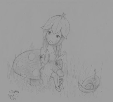 Autumn (Chibi) by IAutumnI