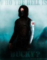 The Winter Soldier by ava-crow