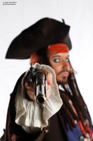 Captain Jack Sparrow Cosplay by Ufotinik
