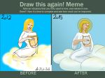 Before And After Meme Angel by Zedna7