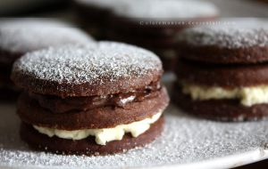 Chocolate Pastry Creams by claremanson