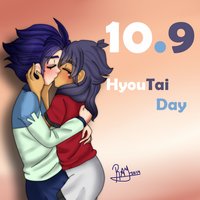10.9 HyouTai Day by AbytaXlovE