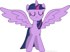 Princess Twilight Sparkle by PanzerKnacker73