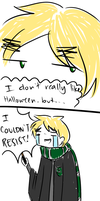 APH: He couldn't resist by MegurineLukaCV03