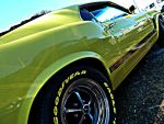 70 BOSS 302 Mustang by Nutdeep