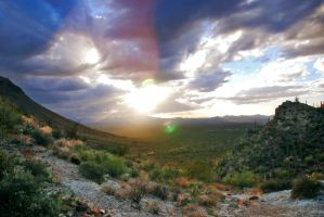 Gate's Pass Tucson Arizona by simple-squamous