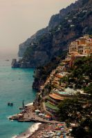 Amalfi Coast by squarepush
