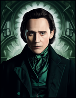 Sir Thomas Sharpe - Fan Art by AndromedaDualitas