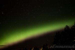 Northern Lights by oEmmanuele