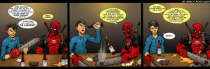 Evil Dead-Pool by ScarletVulture