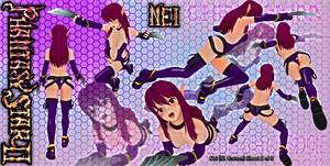 Nei - Chromium Reference Sheet 2of3 - Second Life by Jace-Lethecus