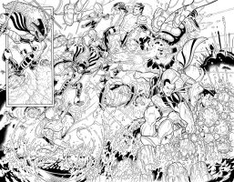 Wolverine and the X-Men #13 pages 2-3 by WaldenWong