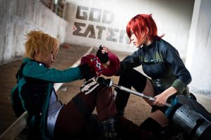 God Eater - Ray of Hope by sasuke-dragon
