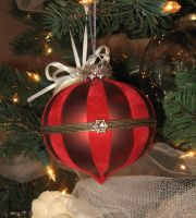Christmas Ornament by GreenEyezz-stock