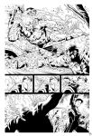 Inks - Supergirl Page by Paulo Siqueira 2 by adr-ben