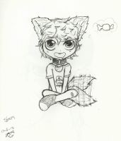 Toddler Storm by SweetCatMint