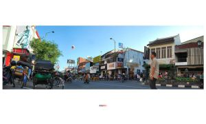 afternoon at Malioboro by bhobie123