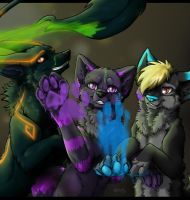 Messing up your screen by neonspider