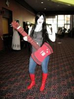 Marceline The Vampire Queen by Sai-Chan10