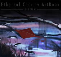 Ethereal Charity ArtBook preview by Detkef