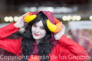 Aradia Megido ~ God Tier [Homestuck] by Loveando