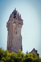 Wallace Monument 2 by BusterBrownBB