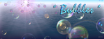 Bubbles Timeline Cover by GrahamSurferAndrews