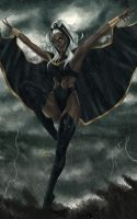 Storm -Raindance- by KGanArt