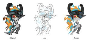Midna Process by Lizink
