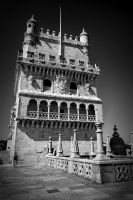 Belem Tower by rhipster