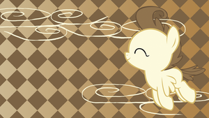 Pound Cake Wallpaper by OEmilyThePenguinO