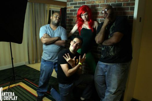 Fifth Floor Photo Crew by LadyDCosplay