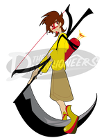 The Dimensioneers- Jataten by cartoonation
