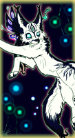 PC: Glows in the dark by Blackwolfpaw