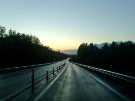 road.into.the.night by lechistani