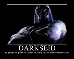 Darkseid Is No Joke by TopcowImage2dF