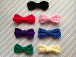 Hairbow or bowties or just bows by Drgibbs