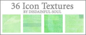 36 Icon Textures by disdainful-soul