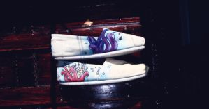 TOMS SHOES- OCTOPI by Foxhawk95