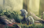 Zecora wanders - Dec 18th by viwrastupr