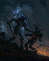 Dread's Origin_Night of Storms by DreadJim