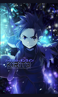 Sword Art Online Kirito by Sikk408