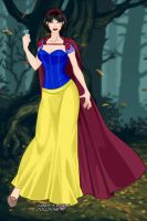 X-Girl Princess Snow White by autumnrose83