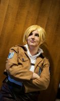 SnK: Girl with Attitude by DMinorDucesa