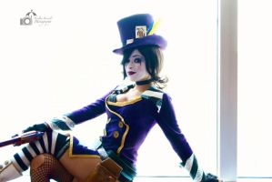 AFEST Mad Moxxi 3 by Enasni-V