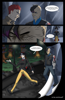 SD intro: Old Wounds 5 by JillValentine89