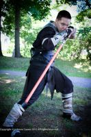 Starkiller - Star Wars The Force Unleashed costume by Mazojedi