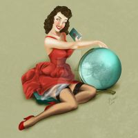 pinup by abcn